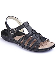 Lifestyle by Cushion Walk Sandals E Fit