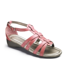 Easystep Ladies Gladiator Sandals E Fit