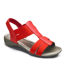 Easystep Elasticated Sandals EEE Fit