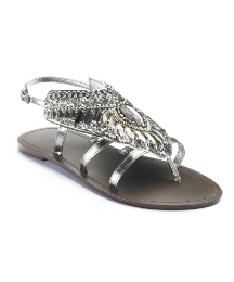 Joanna Hope Toe-Post Sandal EEE Fit