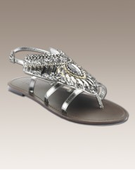 Joanna Hope Toe-Post Sandal E Fit