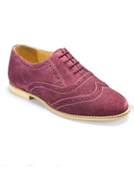 Emotion Brogue Shoes EEE Fit