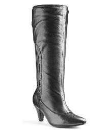 Legroom Boots Standard Calf EEE Fit