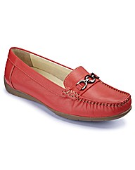 MULTIfit Loafers with Trim C/D Fit