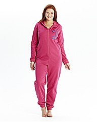 Pretty Secrets Hooded Onesie
