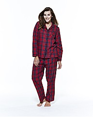 Pretty Secrets Red Tartan Check Pyjamas
