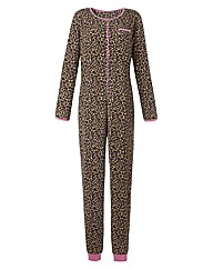 Pretty Secrets MicroFleece Onesie,Animal