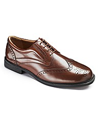 The Shoe Tailor Brogues Wide Fit