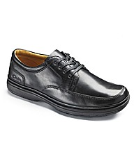 Clarks Mens Lace Up Shoes Extra Wide Fit