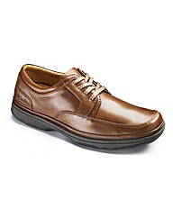 Clarks Mens Lace Shoes Extra Wide Fit