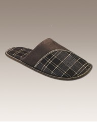 Trustyle Mens Mule Slippers