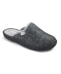 Padders Mens Mule Slippers