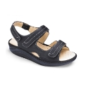 Cushion Walk Touch and Close Sandal EEE