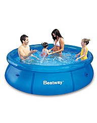 Bestway 8 Foot Fast Set Pool
