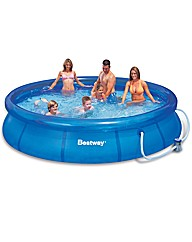 Bestway 10 Foot Fast Set Pool