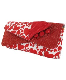 Irregular Choice Flick Flack Clutch