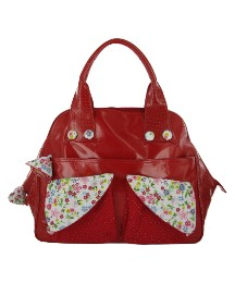 Irregular Choice Flick Flack Kettle Bag