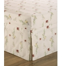 Poppy Fitted Valance Sheet