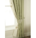 Ellisse Lined Curtains Tie Backs