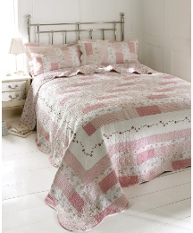 Blenheim Quilted Throwover Set