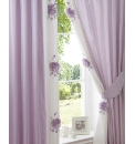 Fortuna Lined Curtains & Tie Backs