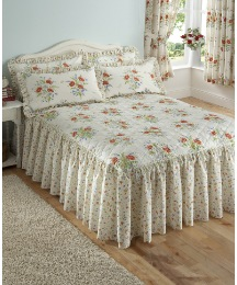 Freshfields Fitted Bedspread