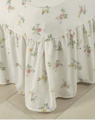 Rosalyn Fitted Valance Sheet
