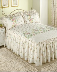 Rosalyn Fitted Bedspread