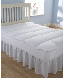 Egyptian Cotton Mattress Topper