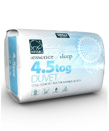 Snug Hollowfibre 4.5 Tog Duvet