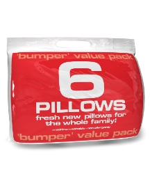 Pillow Pack Of 6