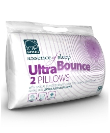 Ultrabounce Pack of 2 Pillows