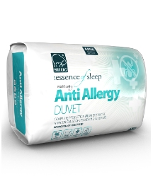 Anti Allergy Healthguard 4.5 Tog Duvet