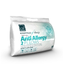 Snug Anti Allergy Pack Of 2 Pillows
