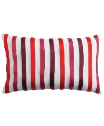 Stripe Filled Boudoir Cushion
