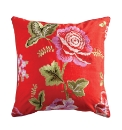 Silk Road Square Filled Cushion