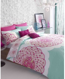 Alma Duvet Cover Set By Zandra Rhodes