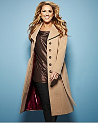 Claire Sweeney Winter Coat