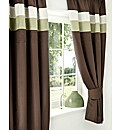 Haven Lined Curtains & Tie Backs