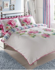 Chinese Porcelain Duvet Cover Set