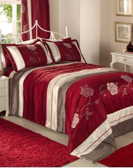 Large Mallory Quilted Throwover Double
