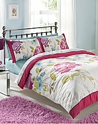 Oriental Trail Duvet Cover Set