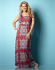 Claire Sweeney Maxi Dress