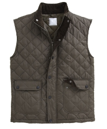 Williams & Brown Padded Gilet