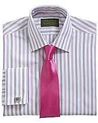 Williams & Brown Double Cuff Shirt