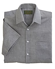 Williams & Brown S/S Easy Care Shirt
