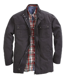 Williams & Brown Washed Jacket