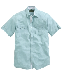 Williams & Brown Short Sleeve Shirt Lng
