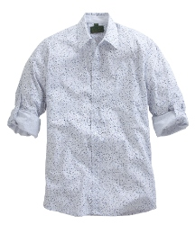 Williams & Brown Paisley Shirt Regular