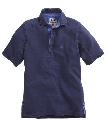 Chatham Marine Neptune Polo Red